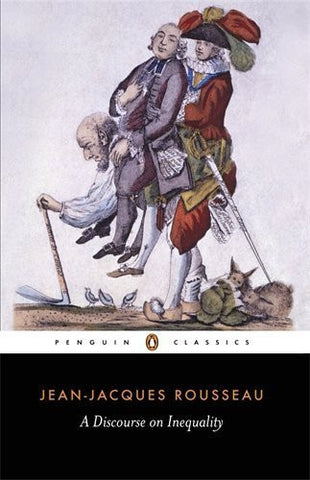 Buy A Discourse on Inequality [Paperback] [Feb 05, 1985] Rousseau, Jean-Jacques online for USD 16.54 at alldesineeds