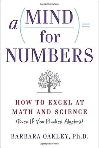 Buy A Mind for Numbers: How to Excel at Math and Science (Even If You Flunked algebra online for USD 22.13 at alldesineeds