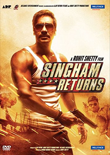 Buy Singham Returns online for USD 10.94 at alldesineeds