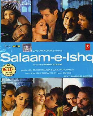 Buy Salaam - E - Ishq online for USD 11.04 at alldesineeds