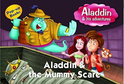 Buy Aladdin and the Mummy Scare [Apr 30, 2013] Pegasus online for USD 12.72 at alldesineeds