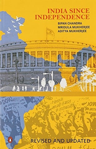 Buy India Since Independence [Paperback] [Jan 24, 2012] Chandra, Bipan online for USD 25.33 at alldesineeds