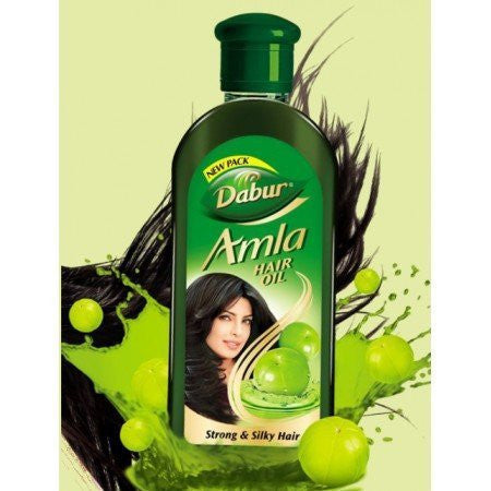 Dabur Amla Hair Oil 16.9 oz (Pack of 4)