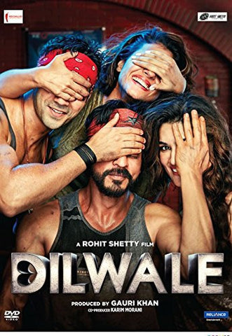 Buy Dilwale online for USD 16.28 at alldesineeds