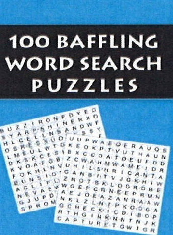 Buy 100 Baffling Word Search Puzzles [Feb 26, 2013] Leads Press online for USD 8.4 at alldesineeds