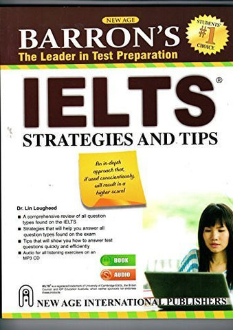 Buy Barrons IELTS Strategies & Tips [Oct 01, 2015] Lougheed, Lin online for USD 32.25 at alldesineeds