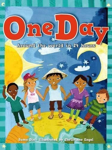 One Day [Paperback] [Nov 26, 2013] Din, Suma] [[ISBN:1408180243]] [[Format:Paperback]] [[Condition:Brand New]] [[Author:Din, Suma]] [[ISBN-10:1408180243]] [[binding:Paperback]] [[manufacturer:A & C Black Publishers Ltd]] [[number_of_pages:32]] [[publication_date:2013-10-10]] [[brand:A & C Black Publishers Ltd]] [[ean:9781408180242]] for USD 13.67