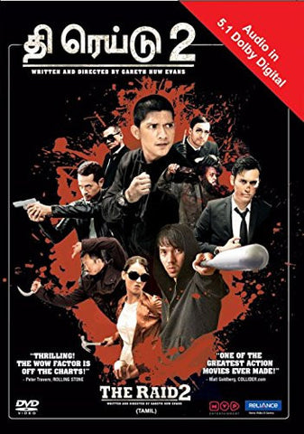 Buy The Raid 2 : TAMIL DVD online for USD 8.75 at alldesineeds