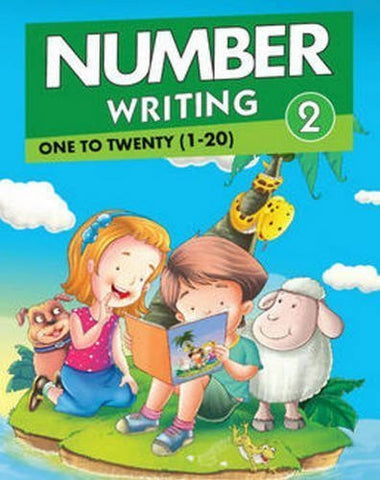 Buy Number Writing 2: One to Twenty (1 to 20) [Feb 10, 2015] Pegasus online for USD 7.86 at alldesineeds