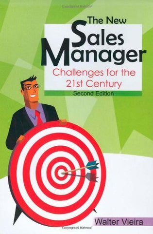 Buy The New Sales Manager: Challenges for the 21st Century [Paperback] [Sep 10, online for USD 24.32 at alldesineeds