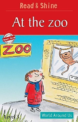 Buy At the Zoo: Level 3 [Dec 01, 2000] B Jain Publishing online for USD 7.42 at alldesineeds