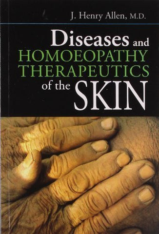 Buy Diseases & Homeopathy Therapeutics of Skin [Paperback] [Jun 30, 2001] J. H. A online for USD 17.22 at alldesineeds