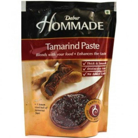 2 x Dabur Hommade Paste - Tamarind 200 gms each (Total 400 gms) - alldesineeds