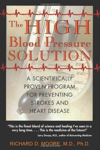 Buy The High Blood Pressure Solution: A Scientifically Proven Program for Prevent online for USD 24.78 at alldesineeds