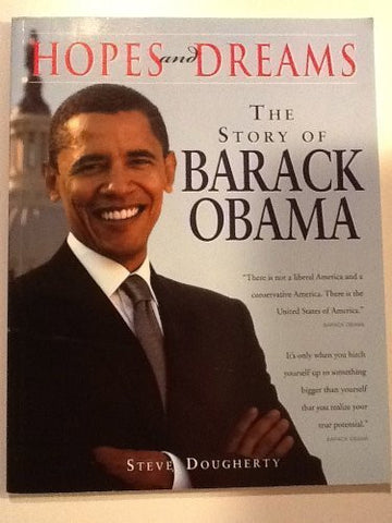 Buy Hopes and Dreams: The Story of Barack Obama [Paperback] [Feb 28, 2007] Dougherty online for USD 23.18 at alldesineeds