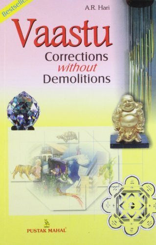 Buy Vaastu Corrections without Demolitions [Paperback] [Sep 30, 2007] online for USD 13.71 at alldesineeds