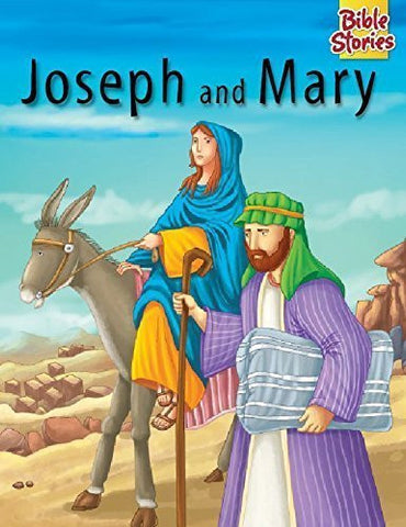 Buy Bible Stories - Joseph and Mary [Jan 01, 2000] Pegasus online for USD 7.42 at alldesineeds