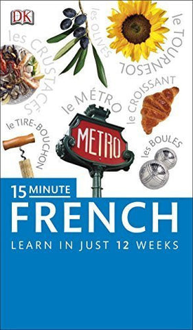 Buy 15-minute French: Speak French in Just 15 Minutes a Day [May 01, 2013] online for USD 25.77 at alldesineeds
