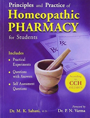 Buy Principles & Practice of Homeopathy Pharmacy: For Students (Includes: Practical online for USD 19.18 at alldesineeds