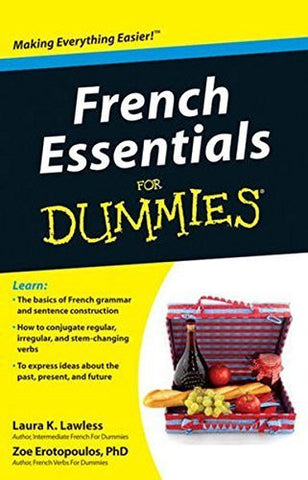 Buy French Essentials For Dummies [Paperback] [Jun 07, 2011] Lawless, Laura K. online for USD 22.16 at alldesineeds