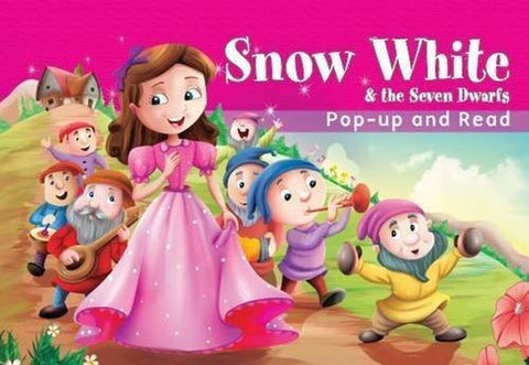 Buy Snow White & the Seven Dwarfs: Pop-Up and Read [Feb 15, 2014] Pegasus online for USD 13.74 at alldesineeds
