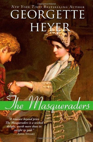 Buy The Masqueraders [Paperback] [Dec 01, 2009] Heyer, Georgette online for USD 25.86 at alldesineeds