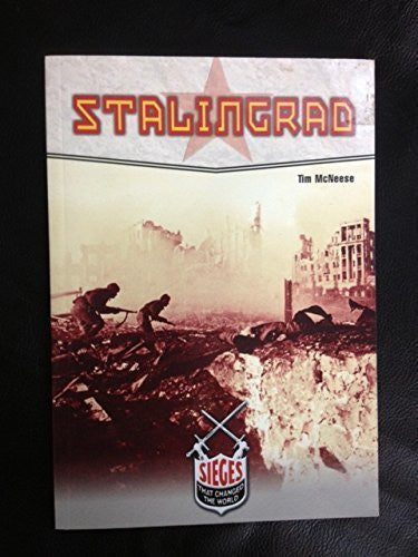 Buy Stalingrad [Dec 01, 2003] McNeese, Tim online for USD 24.32 at alldesineeds