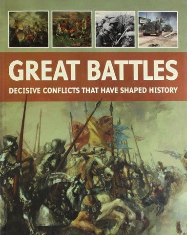 Buy Military Pocket Guides - Great Battles [Paperback] [Apr 01, 2011] online for USD 23.87 at alldesineeds