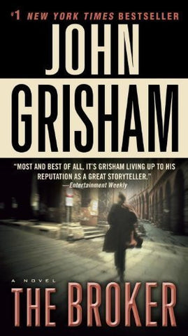 Buy The Broker: A Novel [Paperback] [Mar 27, 2012] Grisham, John online for USD 18.77 at alldesineeds