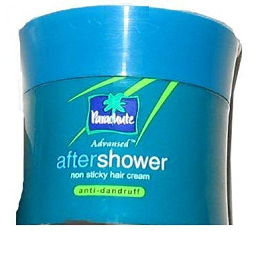 3 x Parachute After Shower - Non Sticky Anti Drandruff Cream 100gms each (Tot... - alldesineeds