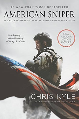 Buy American Sniper [Movie Tie-in Edition]: The Autobiography of the Most Lethal online for USD 25.15 at alldesineeds