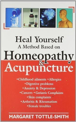 Buy Heal Yourself: A Method Based on Homeopathy and Acupuncture [Sep 01, 1996] online for USD 8.84 at alldesineeds