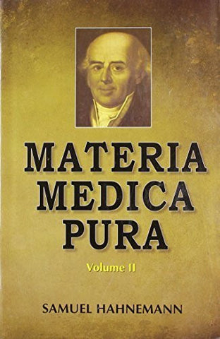 Buy Materia Medica Pura (2 Vols.) [Hardcover] [Jun 30, 2004] Hahnemann, Samuel online for USD 66.22 at alldesineeds