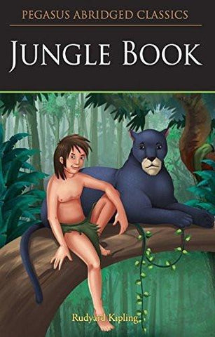 The Jungle Book Pegasus [[ISBN:8131917037]] [[Format:Paperback]] [[Condition:Brand New]] [[Author:Pegasus]] [[ISBN-10:8131917037]] [[binding:Paperback]] [[manufacturer:B Jain Publishers Pvt Ltd]] [[number_of_pages:112]] [[brand:B Jain Publishers Pvt Ltd]] [[mpn:colour illus]] [[ean:9788131917039]] for USD 13.02