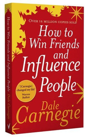 Buy How to Win Friends and Influence People [Paperback] [Apr 01, 2007] Carnegie, online for USD 20.3 at alldesineeds