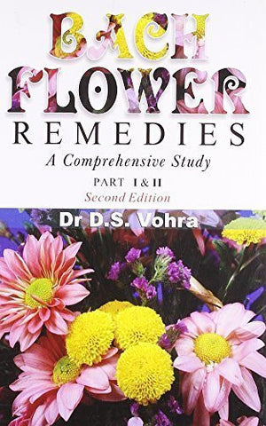 Buy Bach Flower Remedies: A Comprehensive Study (Pt. 1 & 2) [Paperback] [Jun 30, online for USD 26.48 at alldesineeds