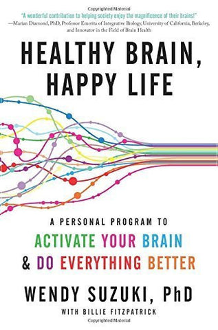 Buy Healthy Brain, Happy Life: A Personal Program to to Activate Your Brain and online for USD 28.85 at alldesineeds
