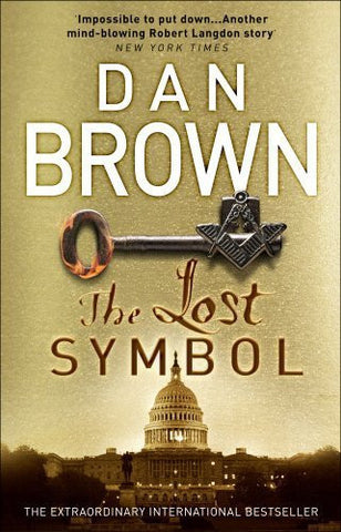 Buy The Lost Symbol [Paperback] [Jan 01, 2010] Brown, Dan online for USD 21.45 at alldesineeds