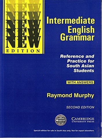 Buy Intermediate English Grammar [Paperback] [Dec 01, 2007] Murphy online for USD 22.86 at alldesineeds