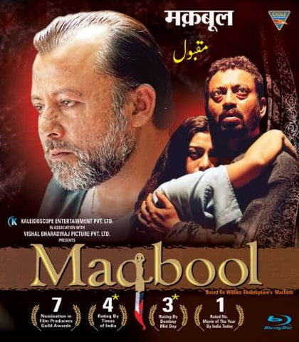 Buy Maqbool online for USD 22.26 at alldesineeds