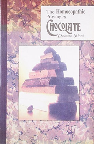 Buy The Homoeopathic Proving of Chocolate [Paperback] [Jun 30, 2003] Sherr, Jeremy online for USD 15.26 at alldesineeds