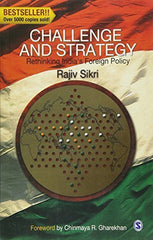 Buy Challenge and Strategy: Rethinking India's Foreign Policy [Jan 01, 2009] online for USD 20.5 at alldesineeds