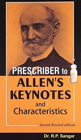 Buy Prescriber to Allen's Keynotes & Characteristics: 2nd Revised Edition [Sep 01 online for USD 26.48 at alldesineeds