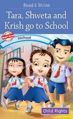 Buy Tara, Shweta and Krish Go to School [Feb 28, 2015] Pegasus online for USD 7.42 at alldesineeds