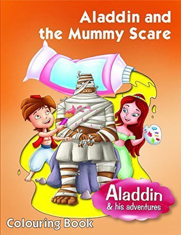 Buy Aladdin & the Mummy Scare [Apr 01, 2012] Pegasus online for USD 8.8 at alldesineeds