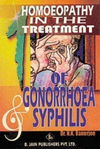 Buy Homoeopathy in the Treatment of Gonorrhoea & Syphilis [Paperback] [Jun 30, online for USD 9.94 at alldesineeds