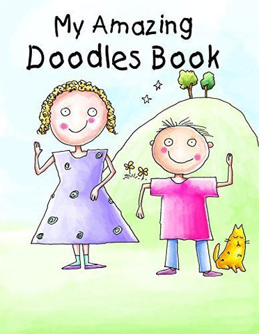 Buy My Amazing Doodles Book [Jan 01, 2014] Pegasus online for USD 8.8 at alldesineeds