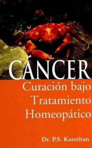 Cancer, Curacion Bajo Tratamiento Homeopatico [Jan 04, 2010] Kamthan, P. S.] [[ISBN:8131918408]] [[Format:Paperback]] [[Condition:Brand New]] [[Author:Kamthan, P. S.]] [[ISBN-10:8131918408]] [[binding:Paperback]] [[manufacturer:B Jain Publishers Pvt Ltd]] [[number_of_pages:78]] [[publication_date:2010-01-04]] [[brand:B Jain Publishers Pvt Ltd]] [[ean:9788131918401]] for USD 13.6