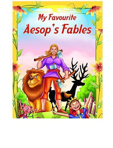 Buy My Favourite Aesop's Fables [Jan 01, 2014] Pegasus online for USD 18.64 at alldesineeds