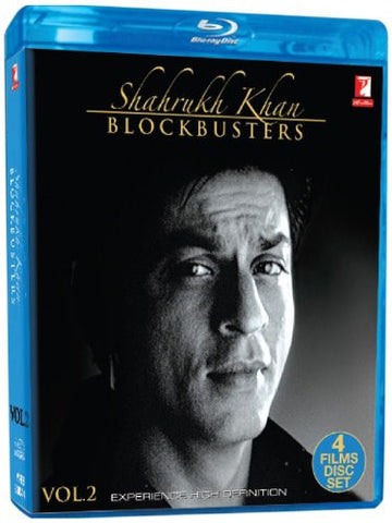 Buy Shahrukh Khan Blockbusters:4 Film Disc Set:Volume 2 online for USD 26.96 at alldesineeds